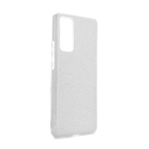 Maska Crystal Dust za Huawei Honor 30 Pro srebrna