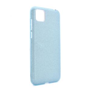 Maska Crystal Dust za Huawei Y5p/Honor 9S plava