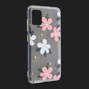 Maska Fashion flower za Samsung A515F Galaxy A51 Type 3