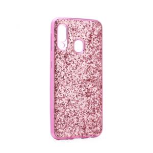 Maska Glint za Samsung A202F Galaxy A20e roze