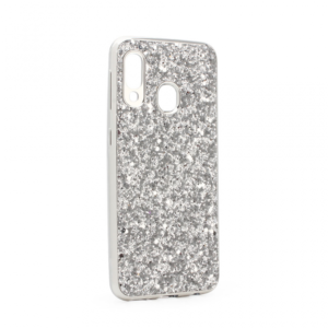 Maska Glint za Samsung A202F Galaxy A20e srebrna