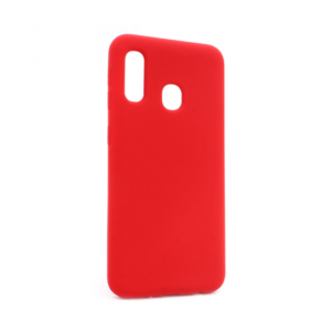 Maska Nano Silikon za Samsung A202F Galaxy A20e crvena