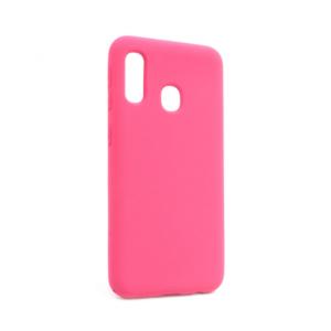 Maska Nano Silikon za Samsung A202F Galaxy A20e roze