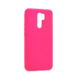 Maska Nano Silikon za Xiaomi Redmi 9 pink