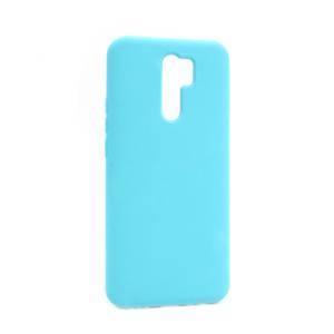Maska Nano Silikon za Xiaomi Redmi 9 svetlo plava