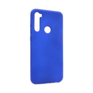 Maska Nano Silikon za Xiaomi Redmi Note 8T tamno plava
