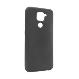 Maska Nano Silikon za Xiaomi Redmi Note 9 crna