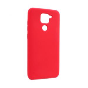 Maska Nano Silikon za Xiaomi Redmi Note 9 crvena