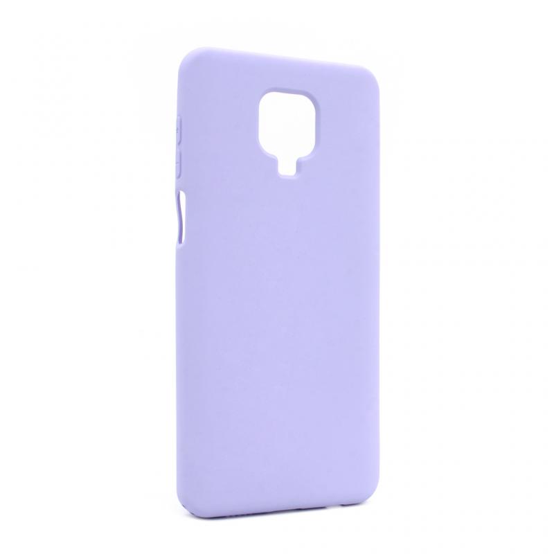 Maska Nano Silikon za Xiaomi Redmi Note 9 Pro/Note 9 Pro Max/Note 9S ljubicasta