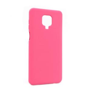 Maska Nano Silikon za Xiaomi Redmi Note 9 Pro/Note 9 Pro Max/Note 9S roze