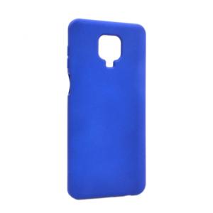 Maska Nano Silikon za Xiaomi Redmi Note 9 Pro/Note 9 Pro Max/Note 9S tamno plava