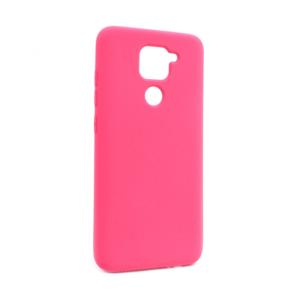 Maska Nano Silikon za Xiaomi Redmi Note 9 roze