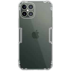 Maska Nillkin Nature za iPhone 12 Pro Max 6.7 bela