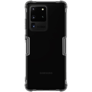 Maska Nillkin Nature za Samsung G988F Galaxy S20 Ultra siva