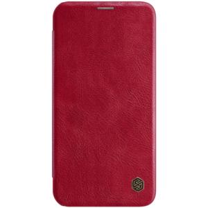 Maska Nillkin Qin za iPhone 12 Max/12 Pro 6.1 crvena