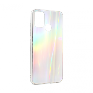 Maska Ray Light za Huawei Honor 9A srebrna