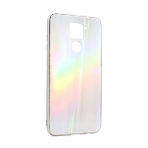 Maska Ray Light za Xiaomi Redmi Note 9 srebrna