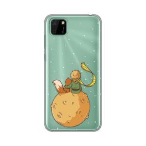 Maska Silikonska Print Skin za Huawei Y5p/Honor 9S The Little Prince