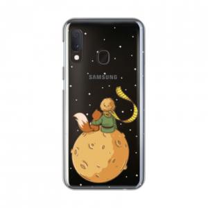 Maska Silikonska Print Skin za Samsung A202F Galaxy A20e The Little Prince