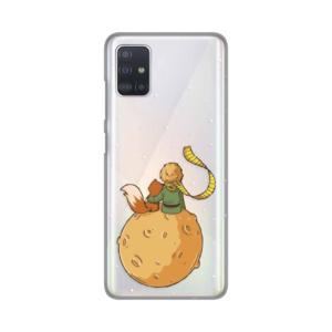 Maska Silikonska Print Skin za Samsung A515F Galaxy A51 The Little Prince