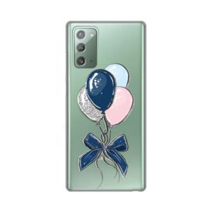 Maska Silikonska Print Skin za Samsung N980F Galaxy Note 20 Magick Baloons