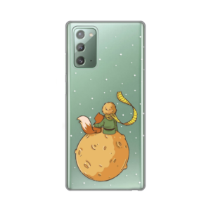 Maska Silikonska Print Skin Za Samsung N980F Galaxy Note 20 The Little Prince