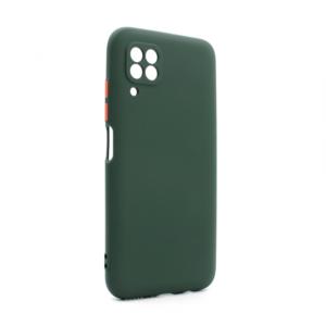 Maska Soft Dynamic za Huawei P40 Lite/Nova 6 SE tamno zelena