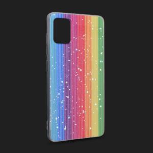 Maska Sparkly Star za Samsung A515F Galaxy A51 type 2
