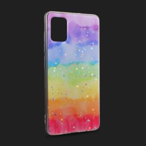 Maska Sparkly Star za Samsung A515F Galaxy A51 type 4