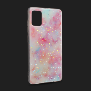 Maska Sparkly Star za Samsung A515F Galaxy A51 type 5