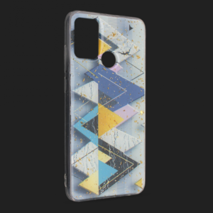 Maska Triangles za Huawei Honor 9A Type 1