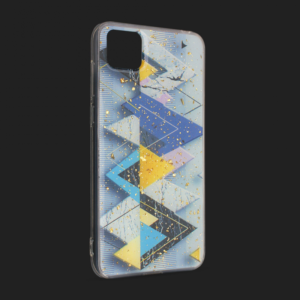 Maska Triangles za Huawei Y5p/Honor 9S Type 1