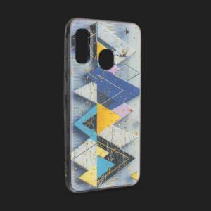 Maska Triangles za Samsung A202F Galaxy A20e Type 1