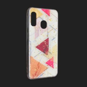 Maska Triangles za Samsung A202F Galaxy A20e Type 2