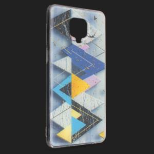Maska Triangles za Xiaomi Redmi Note 9 Pro/Note 9 Pro Max/Note 9S Type 1