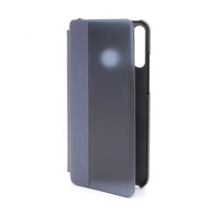 Maska View Window za Huawei P40 Lite E tamno plavo