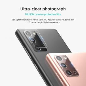 Zastita kamere Nillkin InvisiFilm AR 0.22mm za Samsung N980F Galaxy Note 20