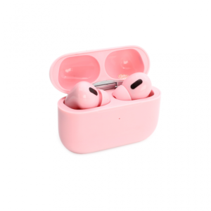 Bluetooth slusalice Airpods Air Pro roze