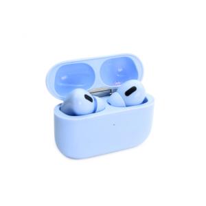 Bluetooth slusalice Airpods Air Pro svetlo plave