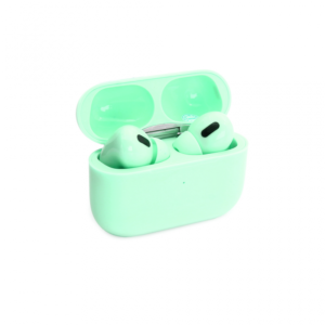 Bluetooth slusalice Airpods Air Pro svetlo zelene