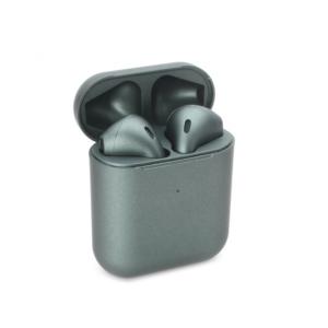 Bluetooth slusalice Airpods Inpods 900 metalik tamno zelene