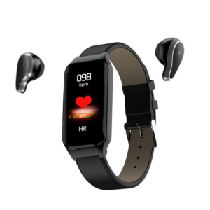 Bluetooth slusalice Airpods sat I818 crne
