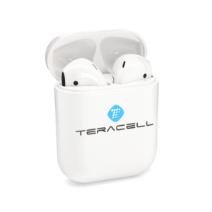Bluetooth slusalice Airpods Teracell bele