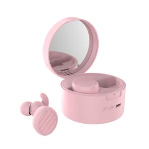 Bluetooth slusalice Airpods ZW-T9 roze