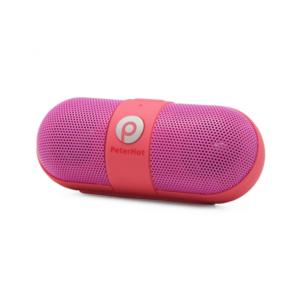 Bluetooth zvucnik BTS03 mini pink