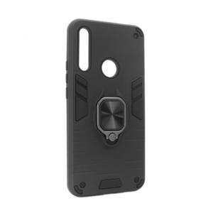 Maska Cube Ring za Huawei P Smart Z/Y9 Prime 2019/Honor 9X (EU) crna