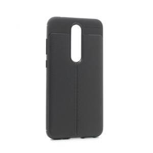 Maska Elegant men Exclusive za Nokia 5.1 Plus/X5 crna