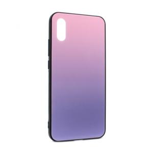 Maska Glass Mirror za Xiaomi Redmi 9A roze
