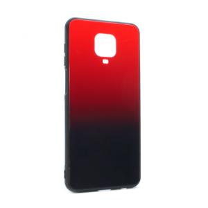 Maska Glass Mirror za Xiaomi Redmi Note 9 Pro/Note 9 Pro Max/Note 9S crvena