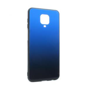 Maska Glass Mirror za Xiaomi Redmi Note 9 Pro/Note 9 Pro Max/Note 9S plava